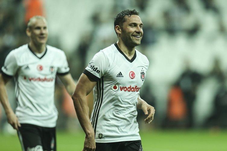 Beşiktaş'ta Dusko Tosic'in yerine Arjantinli Cristian Lema!