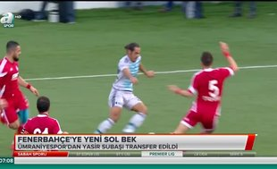 Fenerbahçe'ye yeni sol bek