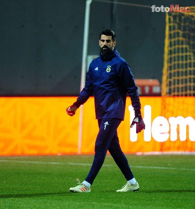 Fenerbahçe son dakika haberi: Volkan Demirel'in geleceği belli oldu!