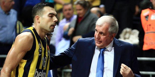 Fenerbahçe'de Sloukas ile kritik toplantı! 48 saat içinde...
