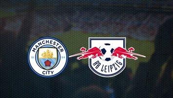 M. City - RB Leipzig maçı saat kaçta? Hangi kanalda?