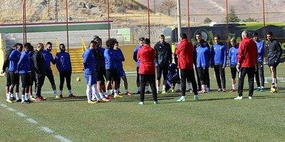 Malatyaspor, Alanyaspor maçının taktiğini çalıştı