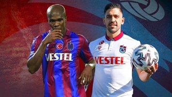 Trabzonspor'un yıldızları Fener'i bekliyorlar