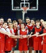 A Milli Kadın Basketbol Takımı Slovenya'ya gitti