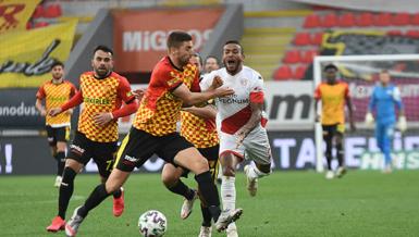 Göztepe 0-1 Antalyaspor | MAÇ SONUCU