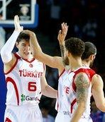 FIBA Dünya Kupası Elemeleri'nde Türkiye Kapalı Gişe