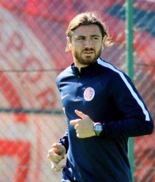 Antalyaspor'da 4 eksik