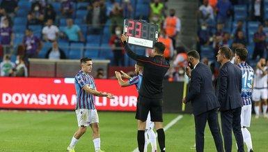 Son dakika Trabzonspor haberleri | Abdülkadir Ömür: Toparlanacağım!