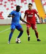 Sivasspor ve Erzurumspor puanları paylaştı