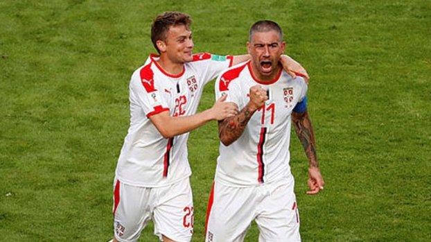 Adem Ljajic ve Danijel Aleksic Sırbistan Milli Takımı'nın aday kadrosuna çağrıldı #