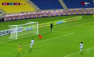 Wesley Sneijder'dan muhteşem gol!