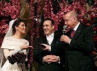 İlker Aycı ve ünlü sunucu Tuğçe Saatman evlendi! Çiftin şahidi Başkan Erdoğan oldu