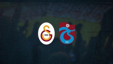 Şampiyonluk yolunda kritik derbi! Galatasaray - Trabzonspor maçı ne zaman, saat kaçta ve hangi kanalda canlı yayınlanacak? | Süper Lig