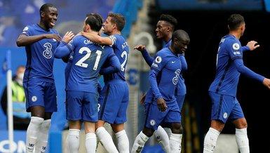 Chelsea 4-0 Crystal Palace   MAÇ SONUCU