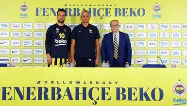 Fenerbahçe Beko'ya yeni forma sponsoru