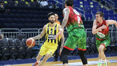 Fenerbahçe Beko - Pınar Karşıyaka: 117-59 (MAÇ SONUCU - ÖZET)