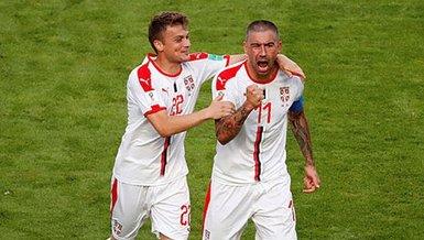 Adem Ljajic ve Danijel Aleksic Sırbistan Milli Takımı'nın aday kadrosuna çağrıldı