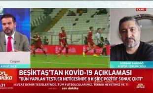 """Serdar Sarıdağ'dan flaş sözler! """"Beşiktaş'ta tek çıkış yolu..."""""""