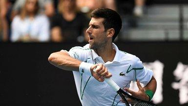 Novak Djokovic Roger Federer'i yakaladı