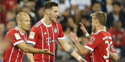 Bayern'in yıldızından Beşiktaş açıklaması