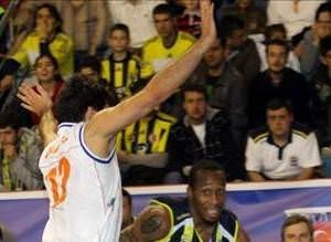 Fenerbahçe Ülker - Mersin Büyükşehir (Teknosa Türkiye Kupası finali)