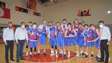 Mersin Büyükşehir Belediyesi Erkek Basketbol Takımı adını final grubuna yazdırdı