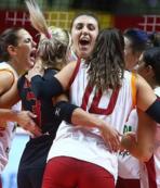 Galatasaray HDI Sigorta, Romanya deplasmanında
