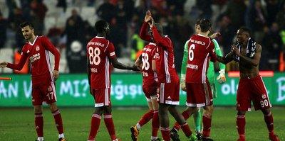 Sivasspor, Antalya'da hazırlanacak