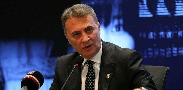 Fikret Orman transfer için İspanyada