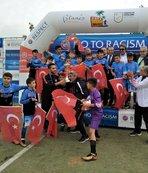 Dev turnuvada şampiyon Türkiye'den!