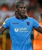 Trabzonspor'da Rodallega geçen sezonu aştı