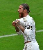 Sergio Ramos attı Real Madrid kazandı
