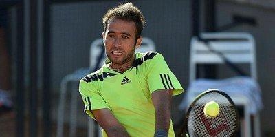 Marsel İlhan, Antalya'da ikinci oldu