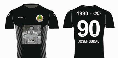 Alanyaspor Josef Sural'lı tişört hazırlattı