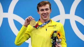 Yüzmede 3 olimpiyat rekoru