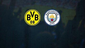 Borussia Dortmund Manchester City | CANLI