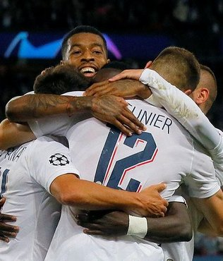 Paris Saint-Germain Real Madrid'i ezdi geçti