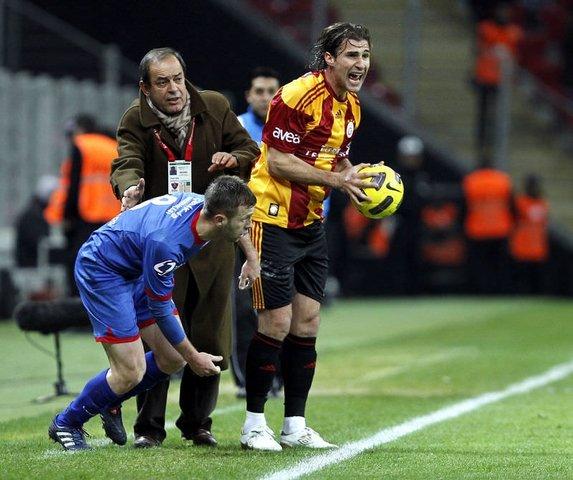 Galatasaray - Karabükspor (Spor Toto Süper Lig 24. hafta maçı)
