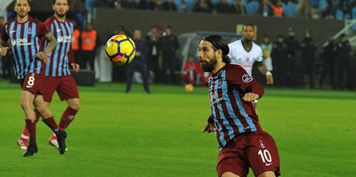 Trabzonspor, ikinci yarılarda yara aldı