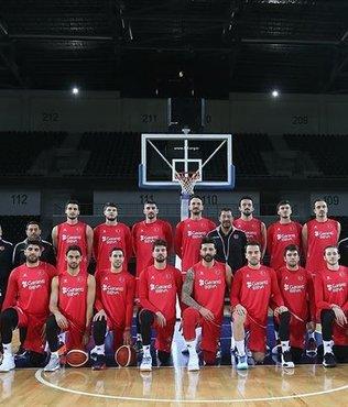 A Milli Basketbol Takımı evinde Hollanda'yı konuk edecek!