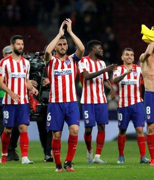 Atletico Madrid 3-1 Villarreal | MAÇ SONUCU