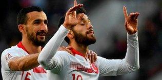 İşte Rusya - Türkiye maçının golleri!