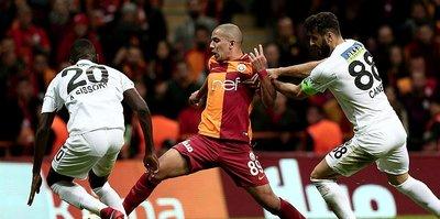 Süper Lig'de ilk 4 değişmedi!