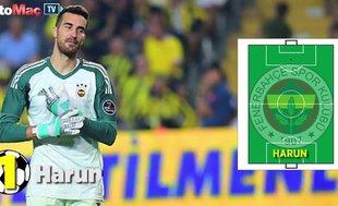Fenerbahçe'nin Sivasspor karşısındaki ilk 11'i