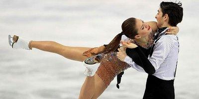Agafonova-Uçar çiftinden olimpiyat kotası