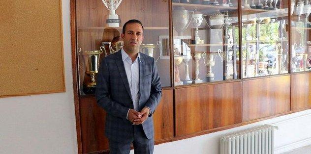 Gevrek: Süper Lig'de kalıcı olacağız