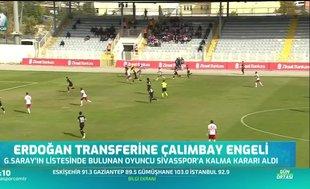 Galatasaray'ın transfer hedefine Rıza Çalımbay engeli
