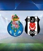 Beşiktaş Porto deplasmanında