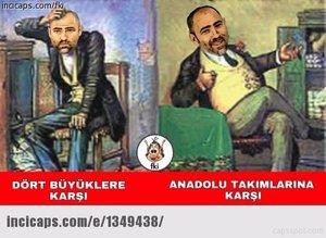 Trabzonspor - Galatasaray maçı sonra capsler güldürdü