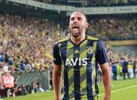 Fenerbahçe'nin golcüsü Vedat Muriç için Alanya'ya geldiler